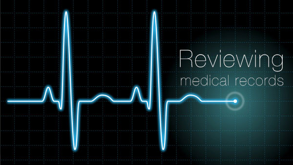 reviewing health records Medical records policy  guidelines and monitoring/reviewing those guidelines  records is unable to return records to the health department.