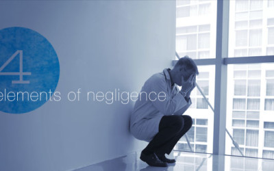 Understanding The Four Elements of Negligence